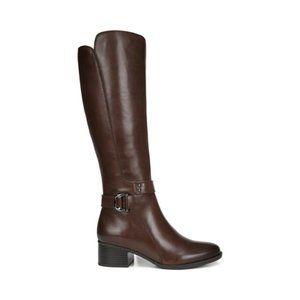 NEW Koka Chocolate Leather Lea Naturalizer Boots